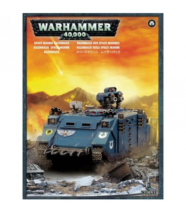 Space Marine Razorback - Warhammer 40.000