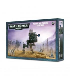 Astra Militarum Sentinel - Warhammer 40.000