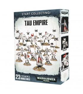 Empieza a coleccionar Tau Empire - Warhammer 40.000