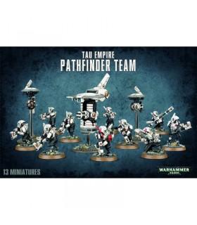 Tau Empire Equipo Pathfinder - Warhammer 40.000