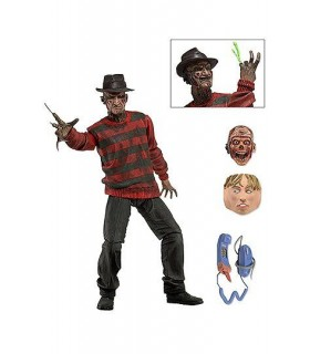 Freddy Kruegger - 30 aniversario figura Ultimate - Pesadilla en Elm Street.