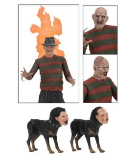 Freddy Kruegger -La venganza de Freddy figura Ultimate - Pesadilla en Elm Street 2