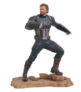 Diorama Capitán América - Avengers: Infinity War