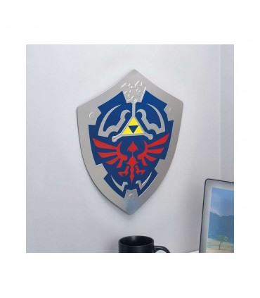 Decoración mural escudo Hyliano - The Legend of Zelda