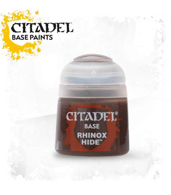 Pintura Citadel Rhinox Hide - Citadel
