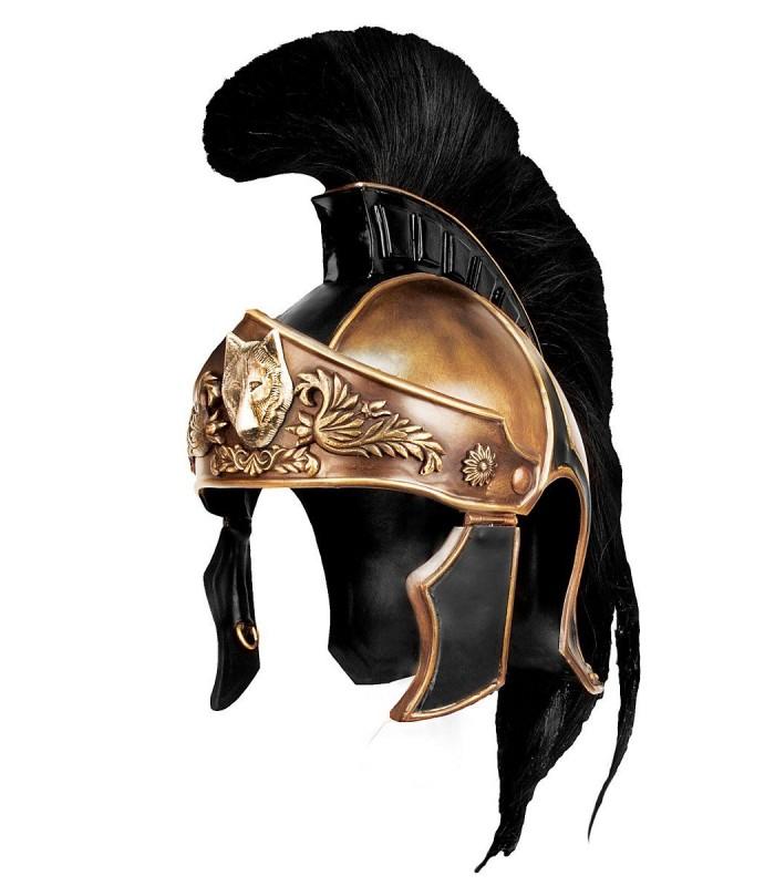 Casco del General Máximo Décimo Meridio - Gladiator