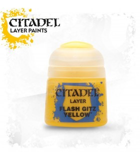 Pintura Citadel Flash Gitz Yellow - Citadel