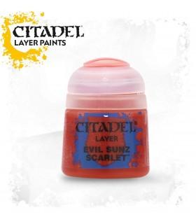 Pintura Citadel Evil Sunz Scarlet - Citadel