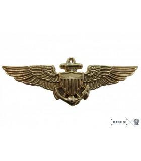 Insignia militar Piloto de las fuerzas navales USA