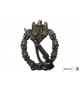 Insignia militar infantería Tercer Reich