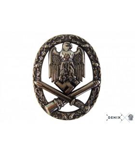 Insignia militar condecoración general de asalto Tercer Reich