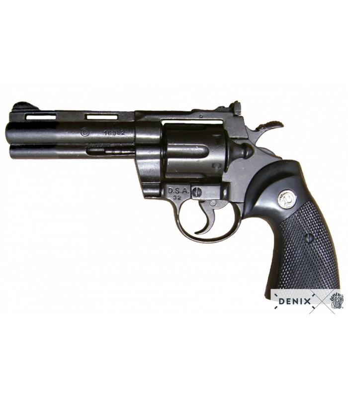 """Réplica revólver Colt Python .357 4"""""""