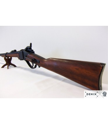 Réplica fusil sharps 1848