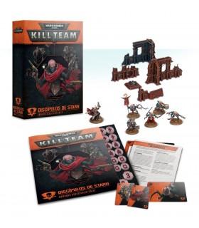 Discípulos de Starn - Comando Genestaler Cults - Killl Team
