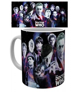 Taza de cerámica Cosmos - Dr. Who