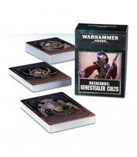 Tarjetas de datos Genestalter Cults - Warhammer 40.000