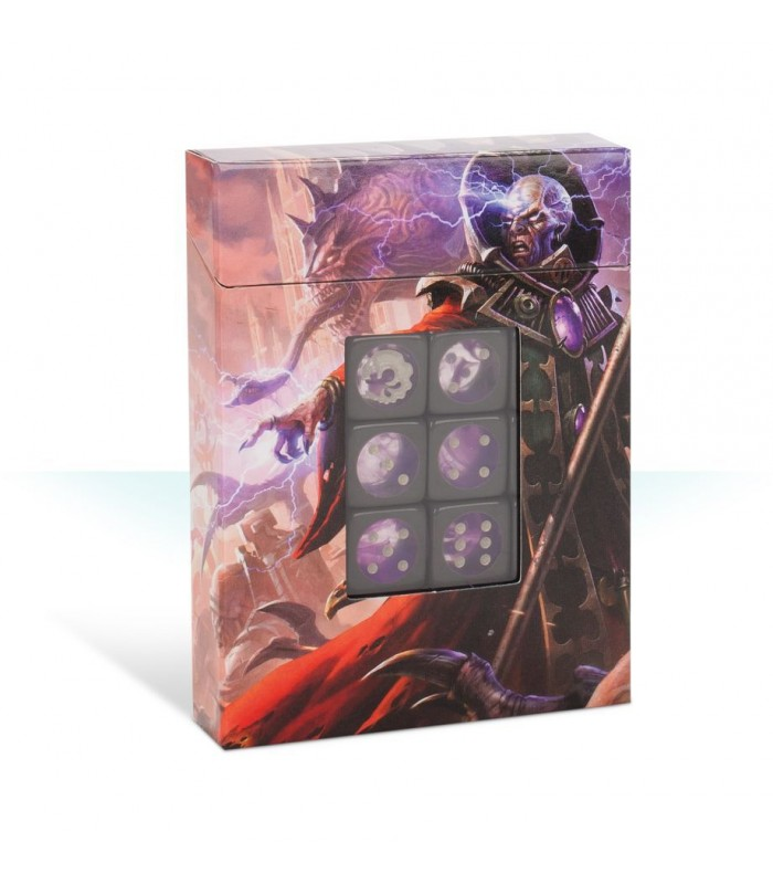 Set de dados Genestealer Cults - Warhammer 40.000