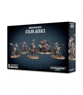 Atalan Jackals - Genestealer Cults - Warhammer 40.000