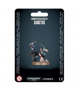 Sanctus - Genestealer Cults - Warhammer 40.000
