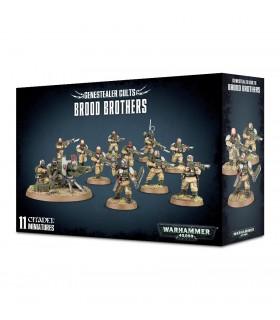 Brood Brothers - Genestealer Cults - Warhammer 40.000
