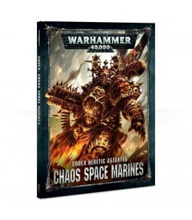 Codex Chaos Space Marines - Warhammer 40.000