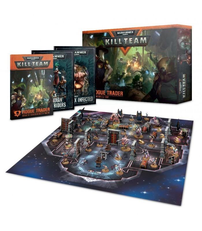 Rogue Trader - Killl Team - Warhammer 40.000