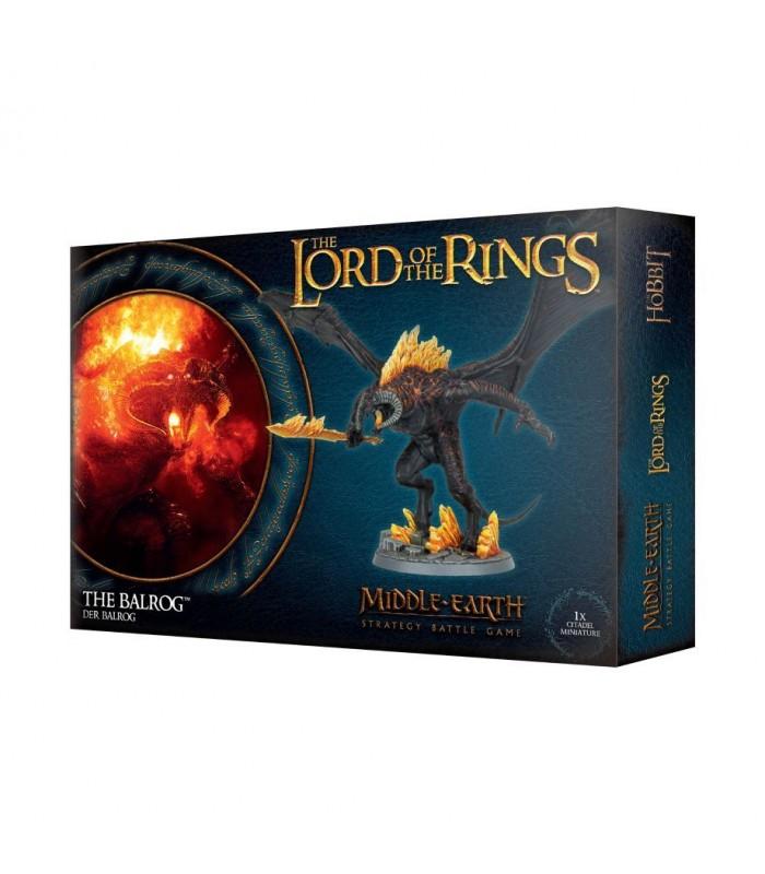 El Señor de Los Anillos: El Balrog - Games Workshop Middle Earth