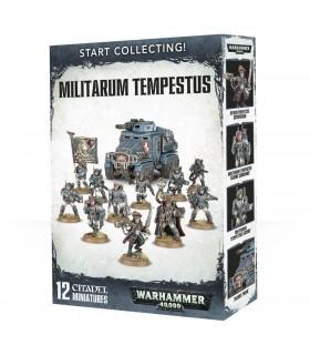 Start Collecting Militarum Tempestus - Warhammer 40.000