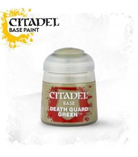 Pintura Base Citadel Death Guard Green - Citadel