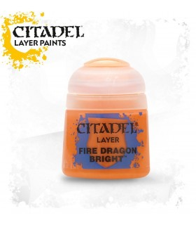 Pintura Layer Fire Dragon Bright - Citadel