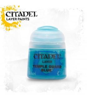 Pintura Layer Temple Guard Blue - Citadel