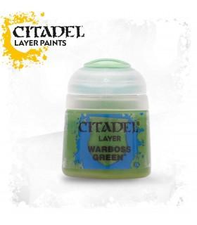 Pintura Layer Warboss Green - Citadel