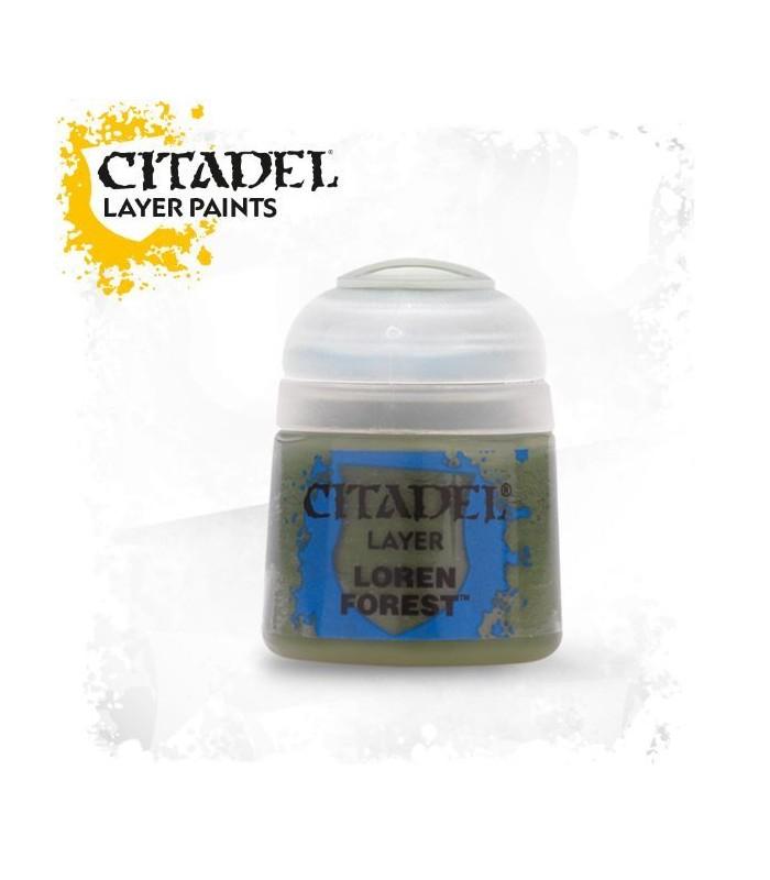 Pintura Layer Loren Forest - Citadel