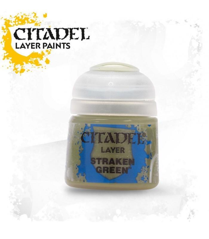 Pintura Layer Straken Green - Citadel