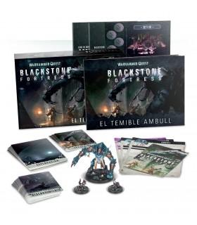 Blackstone Fortress - El temible Ambull - Warhammer Quest