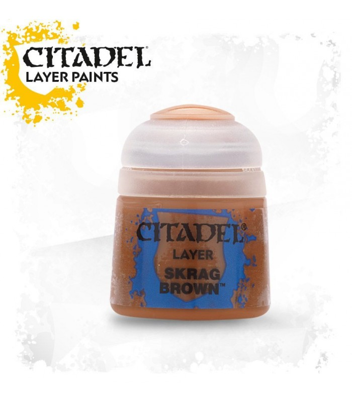 Pintura Layer Skrag Brown - Citadel