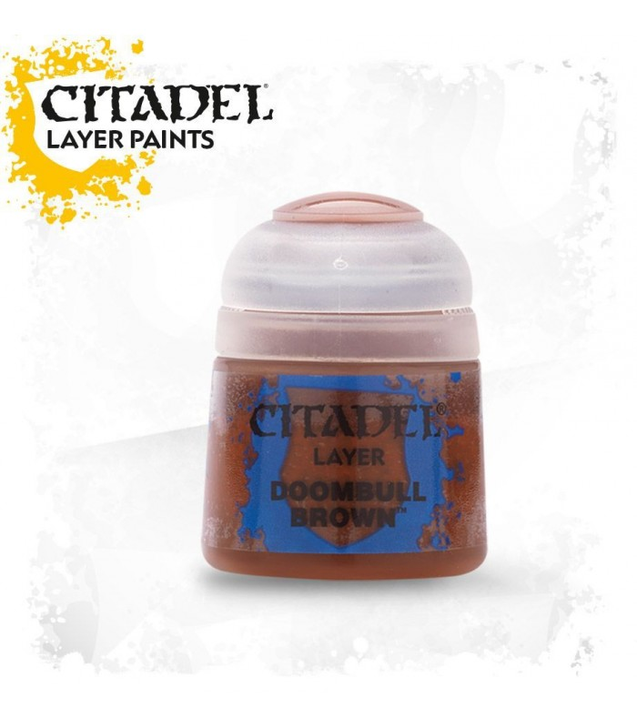 Pintura Layer Doombull Brown - Citadel