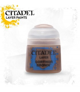 Pintura Layer Gorthor Brown - Citadel
