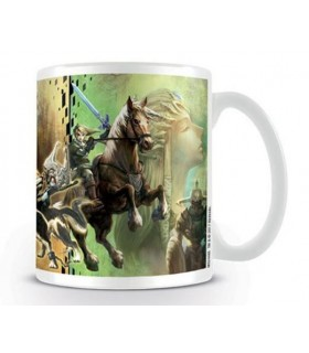 Taza Personajes - Zelda Twilight Princess