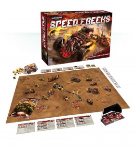 Speed Freeks (Inglés) - Games Workshop
