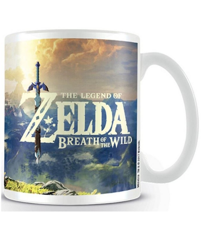 Taza Breath of the Wild - The Legend of Zelda