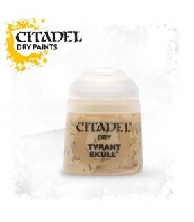 Pintura Dry Tyrant Skull - Citadel