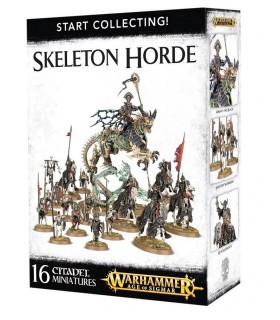 Start collecting Skeleton Horde - Warhammer Age of Sigmar