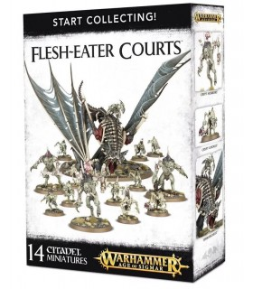 Start collecting Flesh eater-courts - Warhammer Age of Sigmar