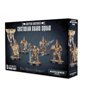 Adeptus Custodes - Custodian Guard Squad - Warhammer 40.000