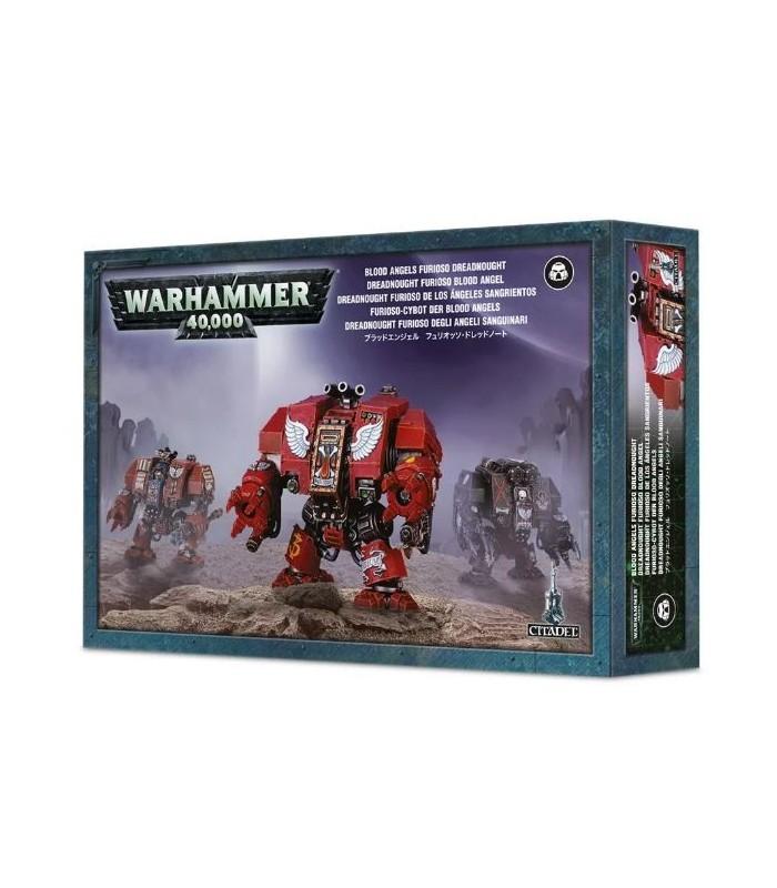 Furioso Dreadnought - Blood Angels - Warhammer 40.000