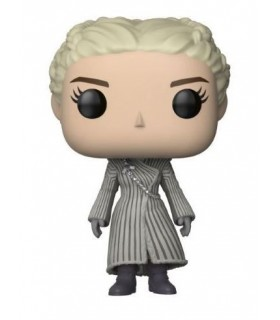 Figura Funko Pop! Daenerys Targaryen con abrigo blanco - Juego de Tronos