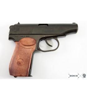 Réplica pistola semi-automática Pistolet Makarova - Denix