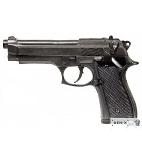 Réplica pistola semi-automática Beretta F 92 - Denix