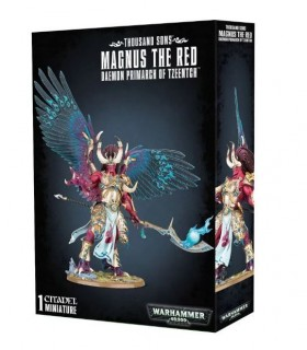 Magnus the Red - Thousand Sons - Warhammer 40.000
